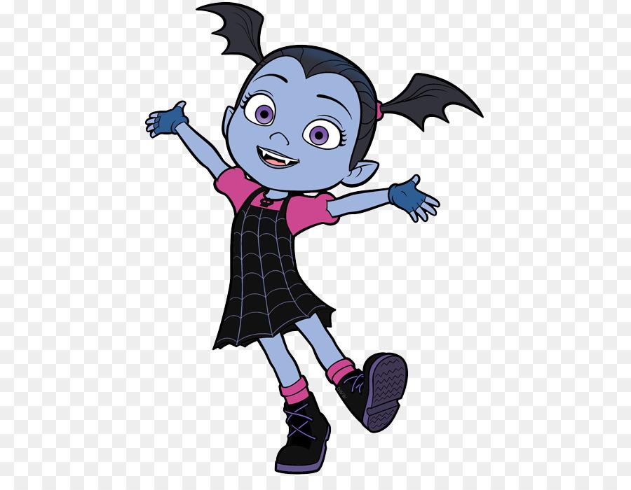 Disney Junior Drawing Television Show Clip Art   Vampirina