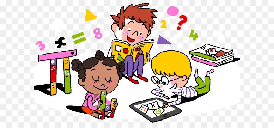 Las Matemáticas De La Educación Infantil Clip Art