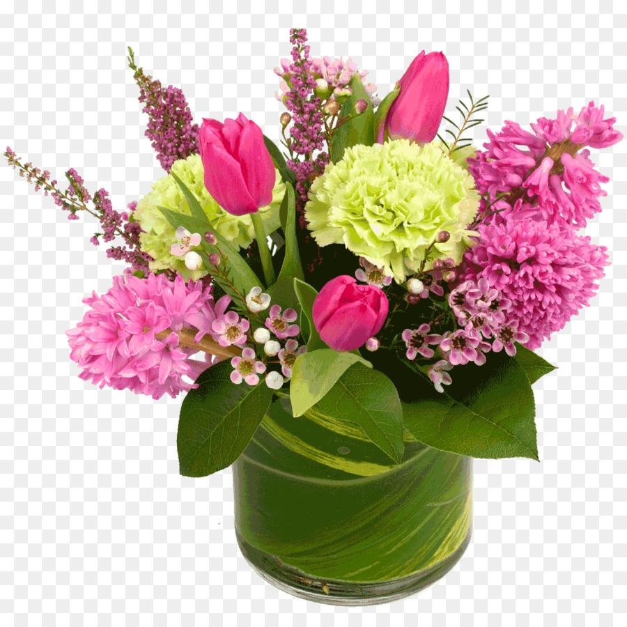 Floral design Flower bouquet Cut flowers Hyacinth - flower png ...