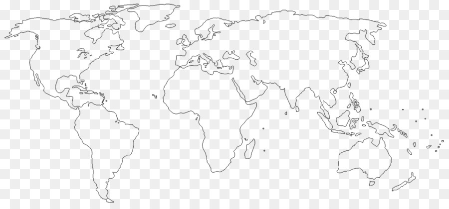 World Map Blank Map Globe South East Asia Map Png Download 960