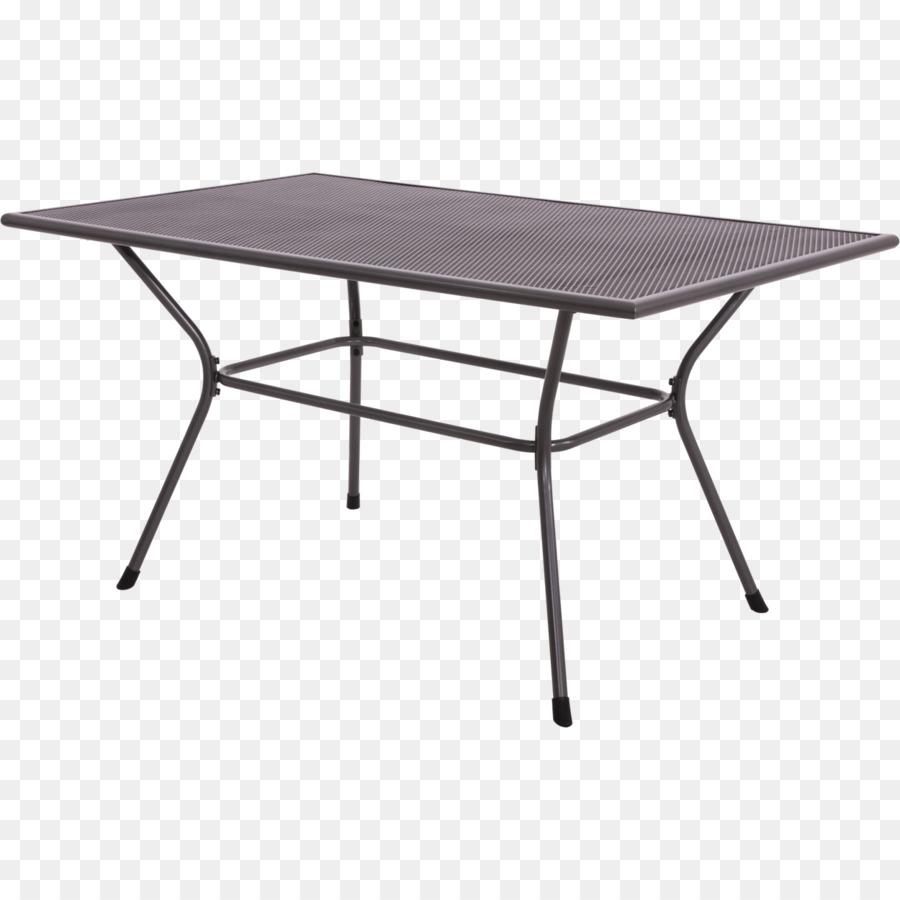 Tisch Stahl Gartenmöbel Eettafel - Tabelle png herunterladen - 1250 ...