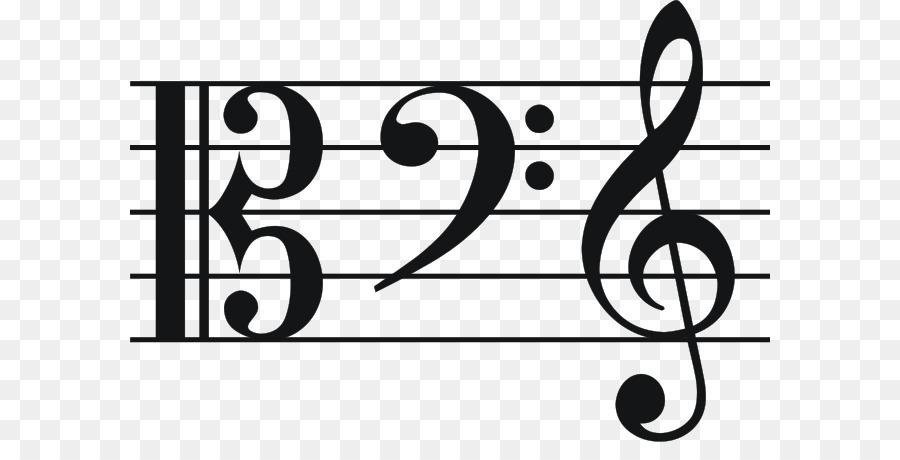 Clave de Agudos nota Musical - Clave De Fa En Cuarta Formatos De ...