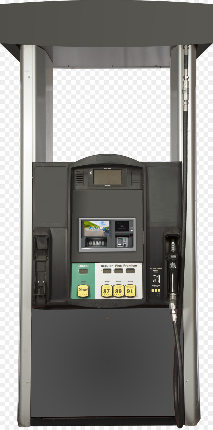 fuel dispenser gilbarco veeder-root pay at the pump - others