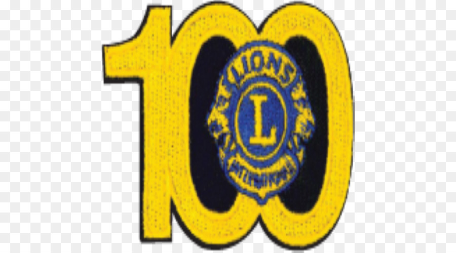 Logo Badge Lions Clubs International Emblem Embroidery Others Png