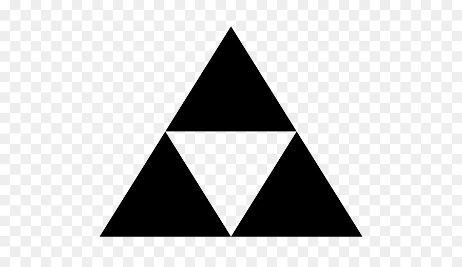 The Legend Of Zelda Tri Force Heroes Triforce Symbol Traingle Png