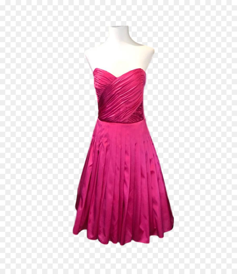 Vestido de cóctel vestido de Fiesta de Satén Hombro - vestido de ...