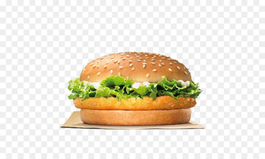 Hamburger Burger King Chicken Nuggets Hühnersandwich Tendercrisp