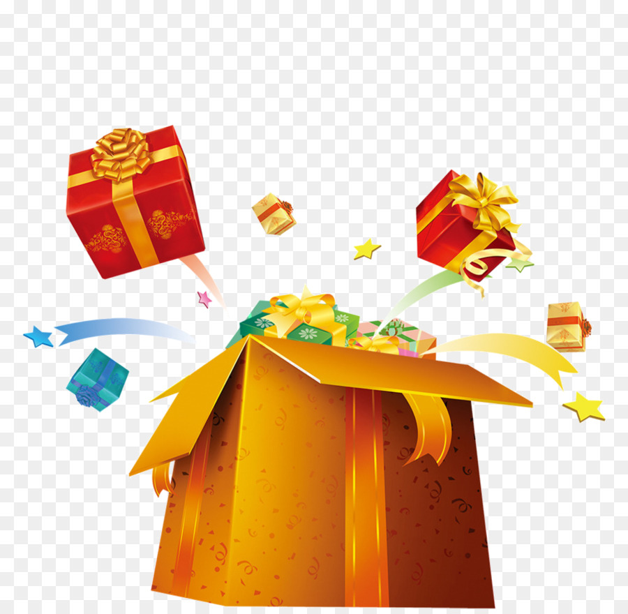 Gift Box Download Lucky Draw Png Download 1024 993 Free