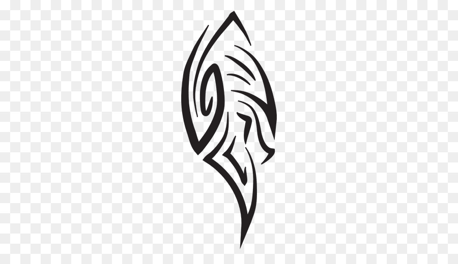 Tatuaje De Postscript Encapsulado Tribales De Los Animales Png