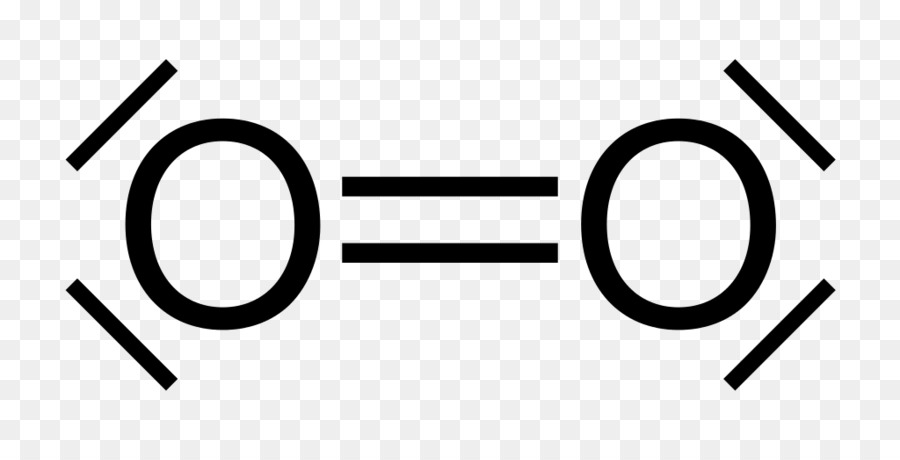 Lewis Structure Dioxygen Molecule Singlet Oxygen Others Png