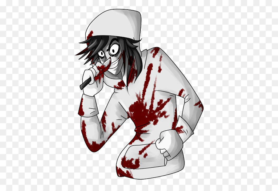 Jeff Der Mörder Creepypasta Manga Killer Png Herunterladen 426