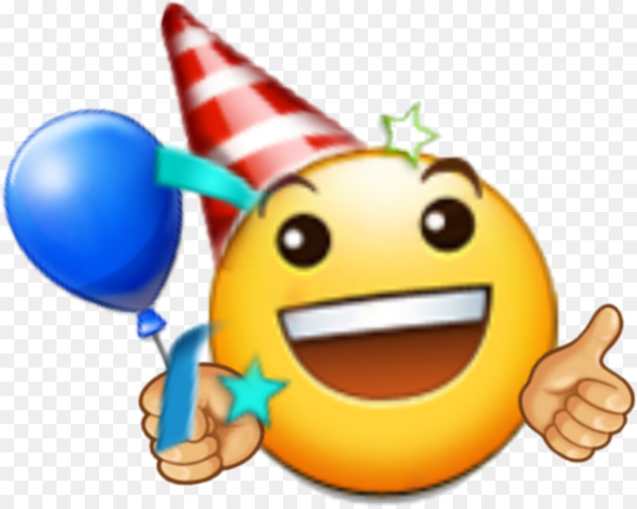 Emoji Happy Birthday To You Smiley Emoticon