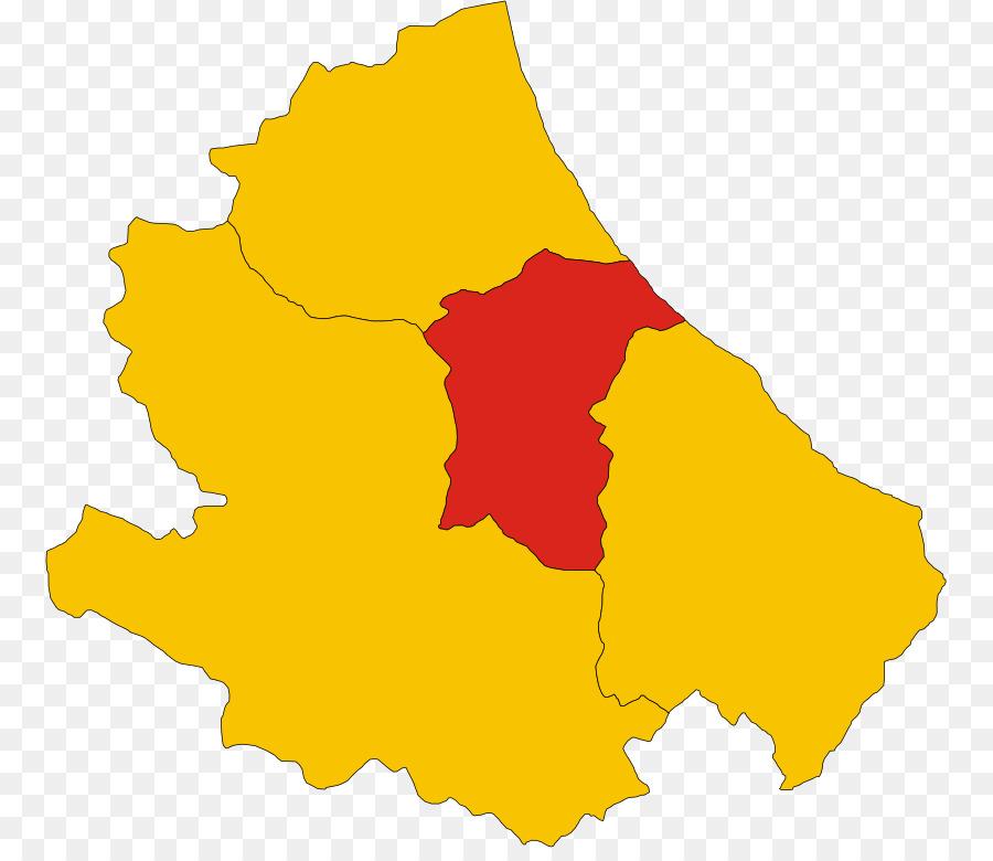 L\'Aquila Regions of Italy Teramo Pescara Chieti - map png download ...