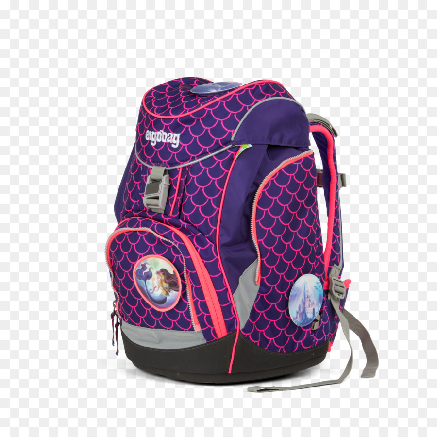 6d6568bd2b498 Ergobag Pack 6 Piece Set Backpack Satchel Satch Match - backpack png ...