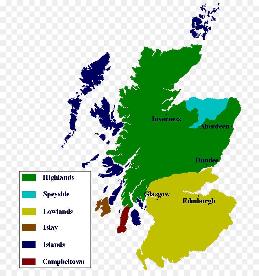 Schottland Karte Highlands.Schottland England Leere Karte Schottischen Highlands Png