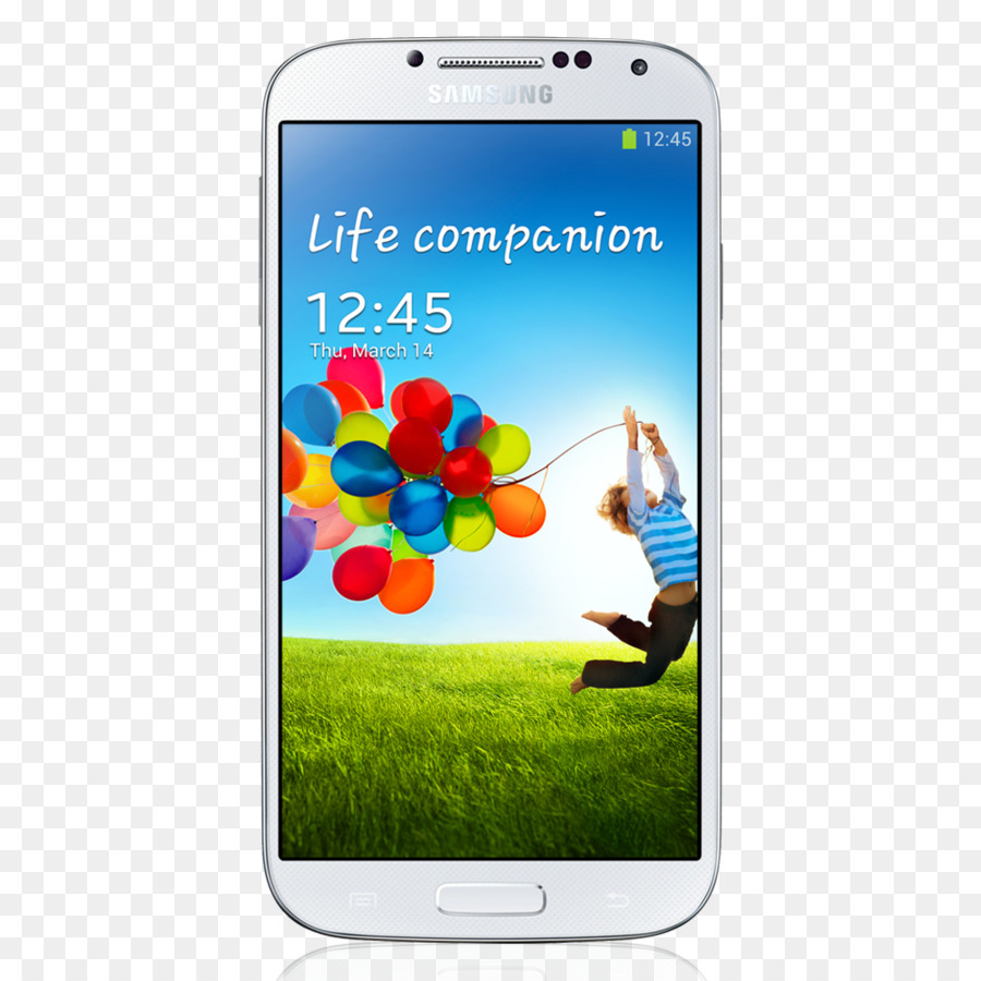 Samsung galaxy s4 transparent background