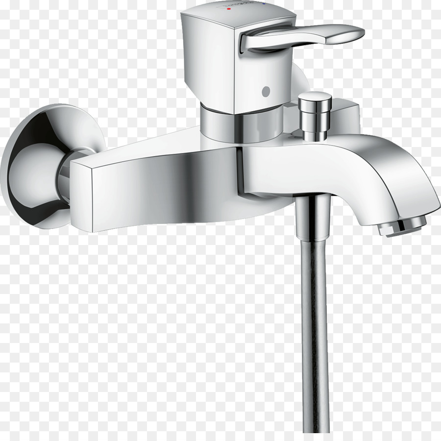 Bathtub Shower Hansgrohe Bateria wodociągowa Mixer - bathtub png ...