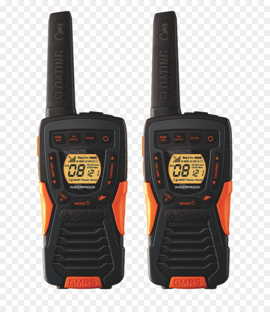 Funksprechgerat Walkie Talkie Midland Radio Cobra Acxt545 Walkie