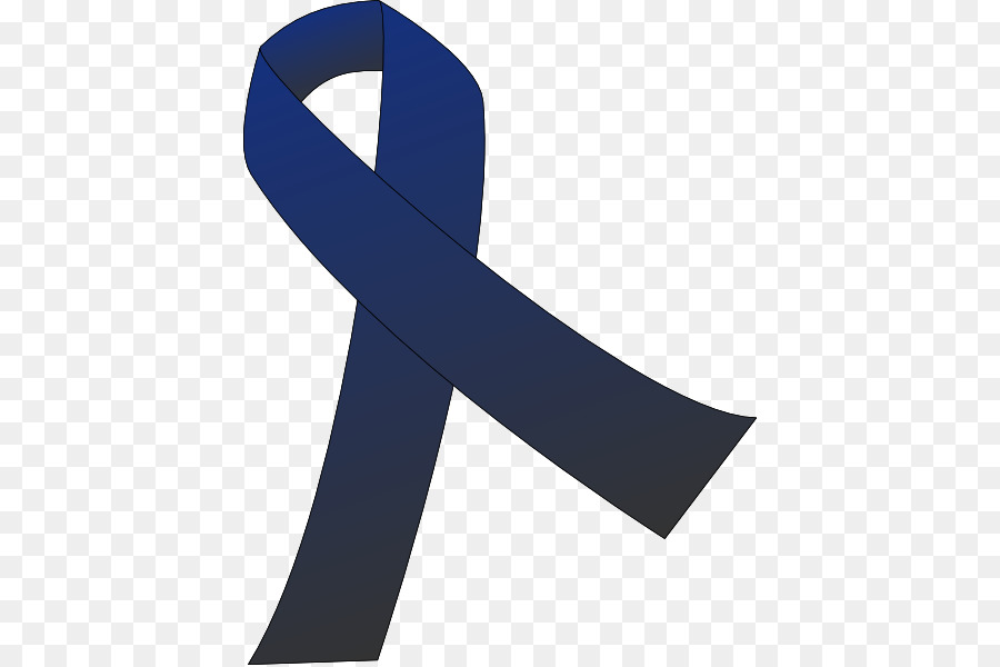 Awareness Ribbon Colorectal Cancer Large Intestine Clip Art Cancer