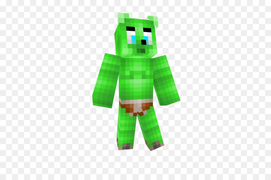Minecraft I M A Gummy Bear The Gummy Bear Song Gummi Candy Gummy