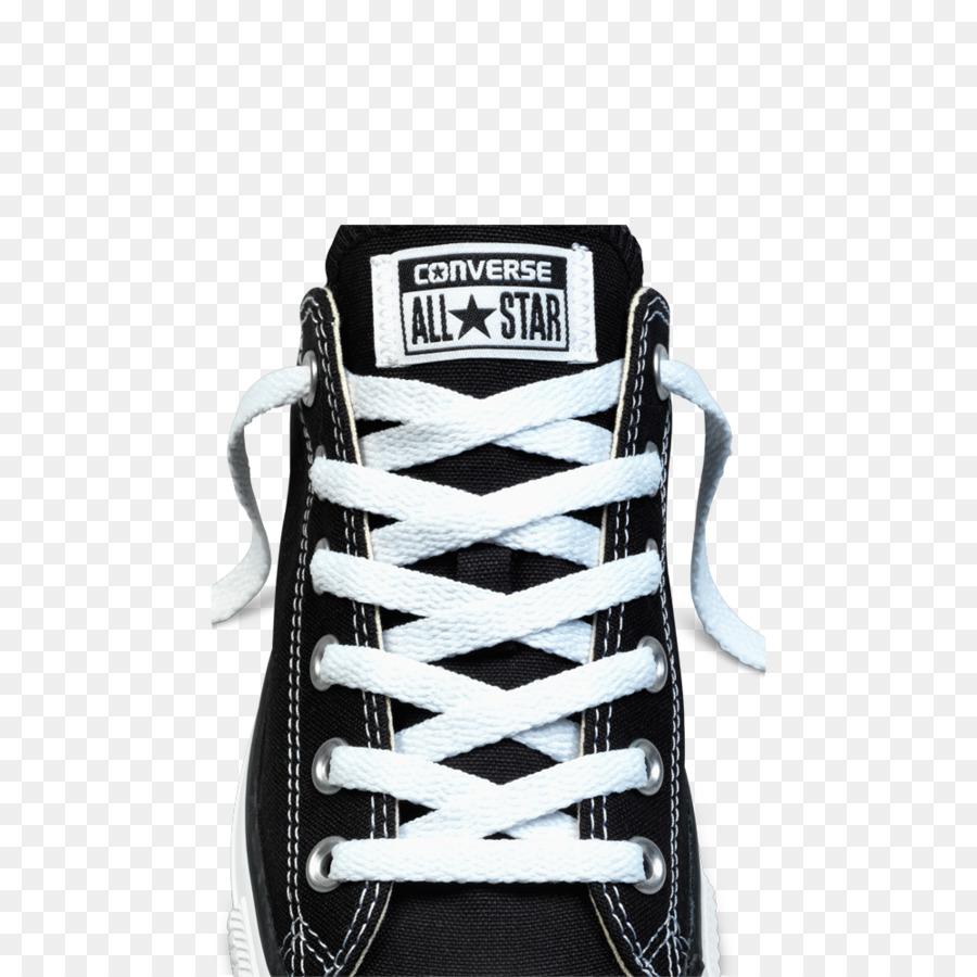 Sneakers Schnürsenkel, Converse Chuck Taylor All Stars - Spitze Rand ...