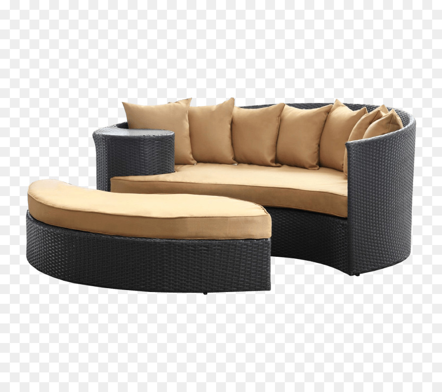 Daybed Espresso Eames Lounge Chair Café mocha de Mimbre - silla ...