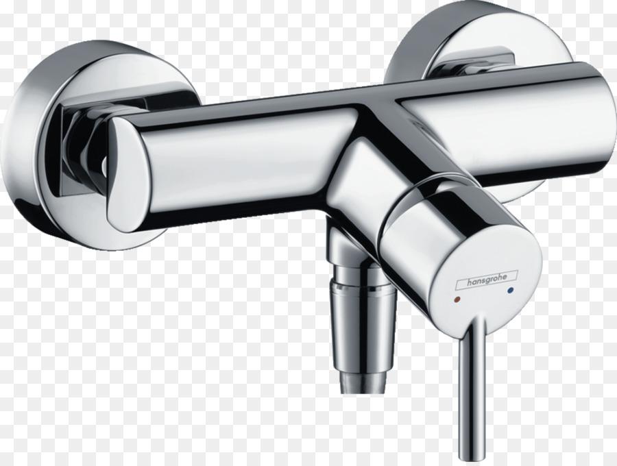 Hansgrohe Shower Mixer Tap Bathroom - shower png download - 1200*899 ...
