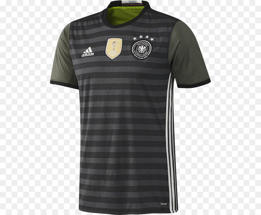 3dc7acc1129 Germany National Football Team, Uefa Euro 2016, Tshirt, T Shirt, Black PNG
