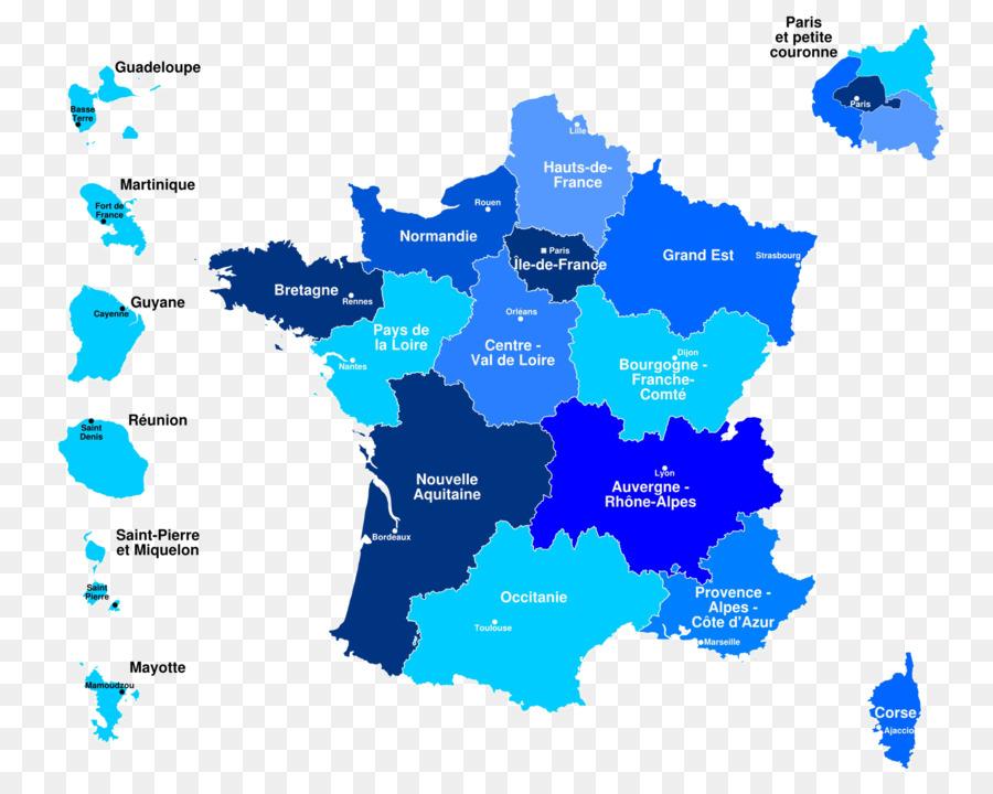 Regionen Frankreich Karte.Bretagne übersee Frankreich Picardie Die Regionen Der Karte Von