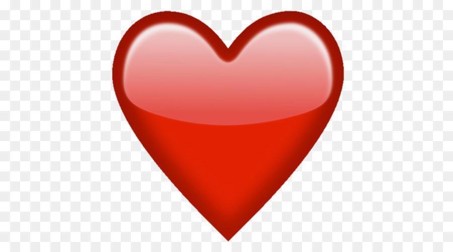 Emoji Heart Sticker Symbol Clip Art I Love You Png Download 575