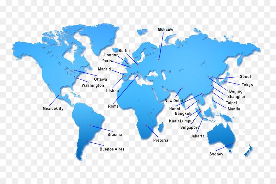 World map Sri Lanka Atlas - Jiading District png download - 851*600 ...