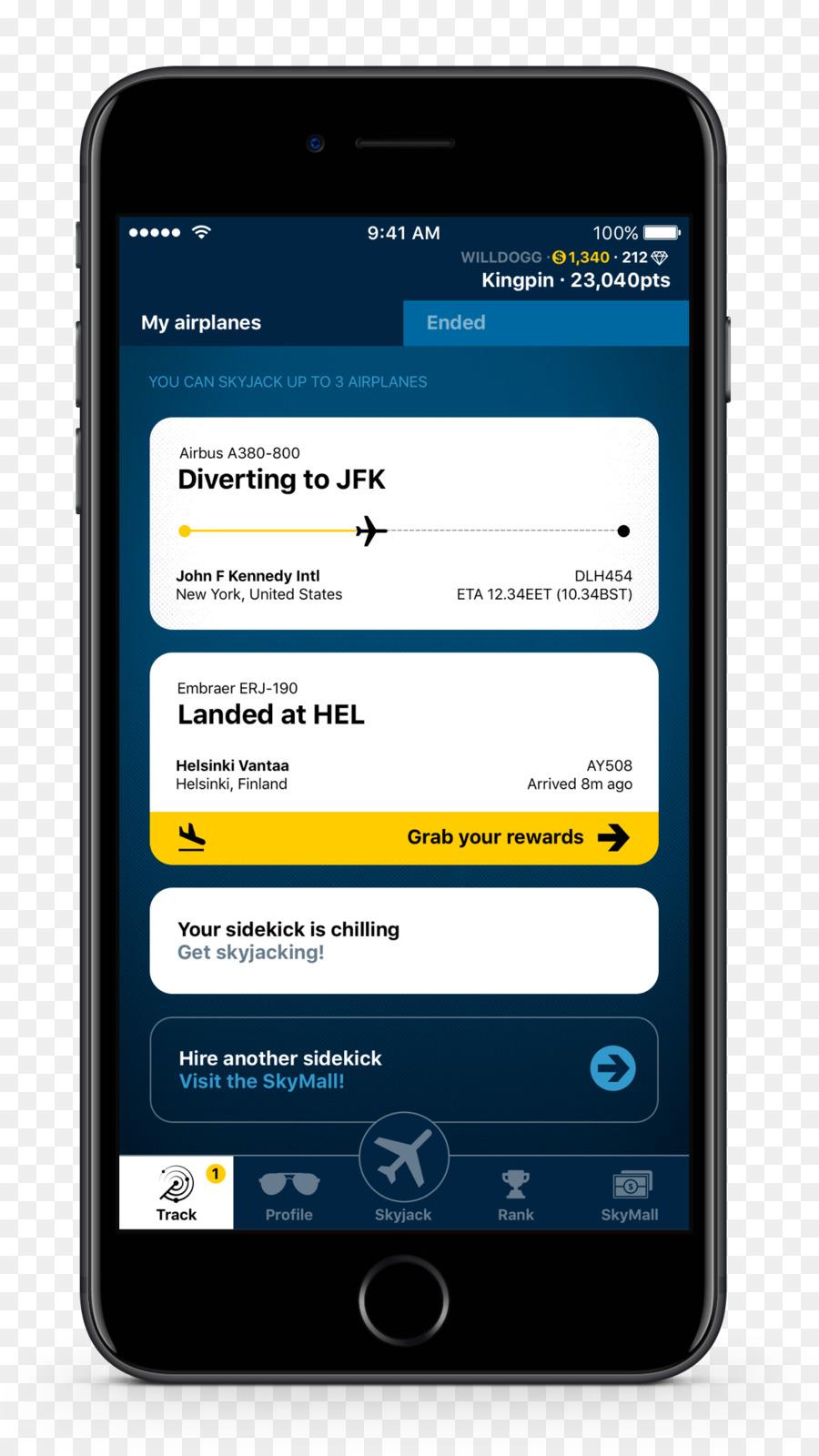 Feature phone Smartphone Screenshot App Store We Own the Skies