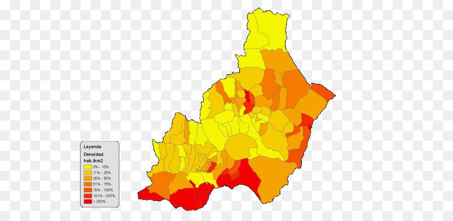 Almeria Map Jaen Provinces Of Spain Map Png Download 620 438