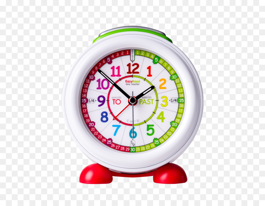 Alarm Clocks Teacher Learning Child Alarm Watch Png Download 690