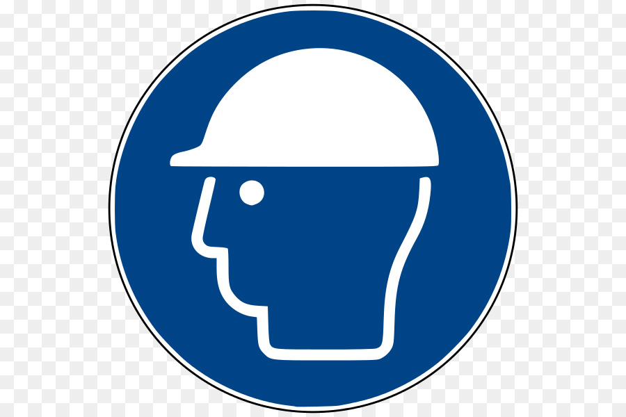 Hard Hats Personal Protective Equipment Goggles Sign Ppe Symbols