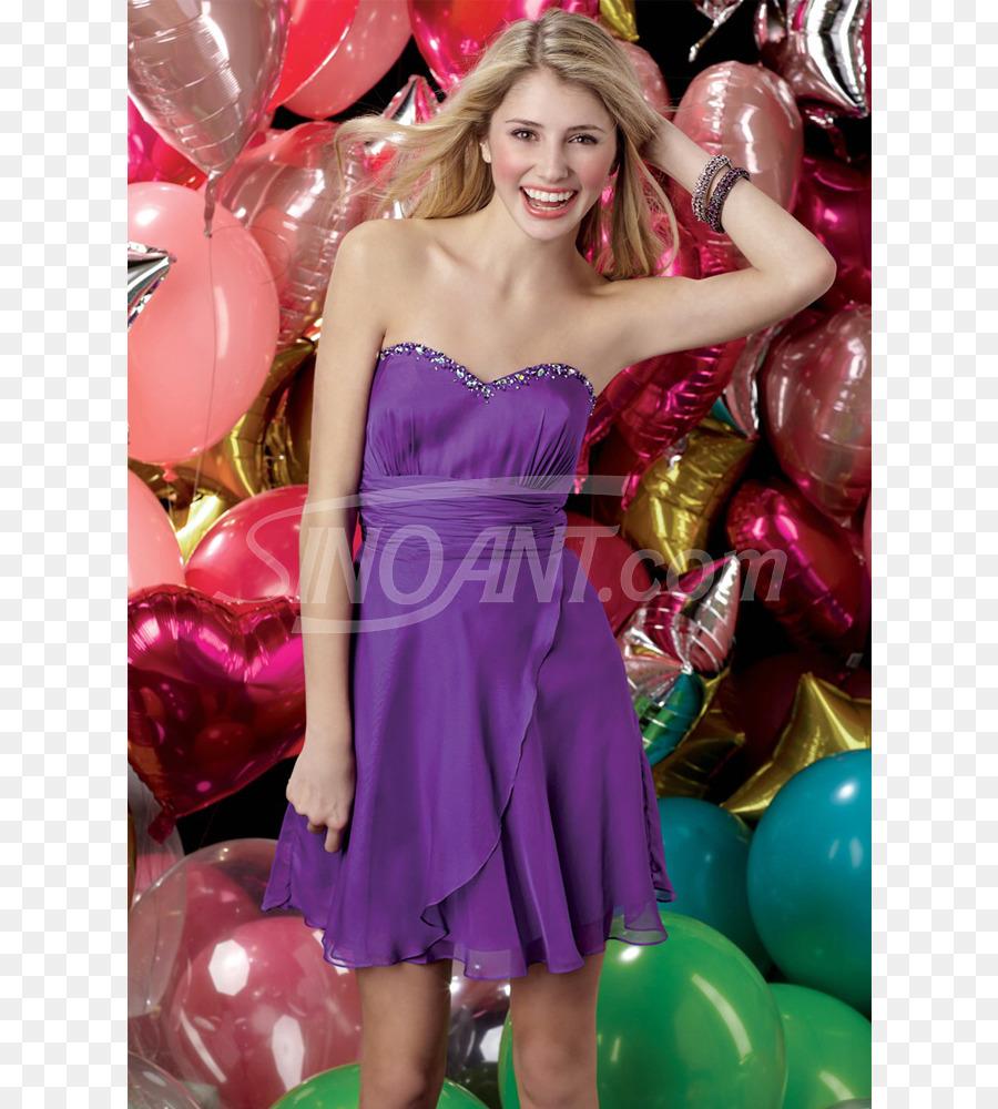 Una línea de Escote de vestido de Cóctel Prom - vestido de noche ...