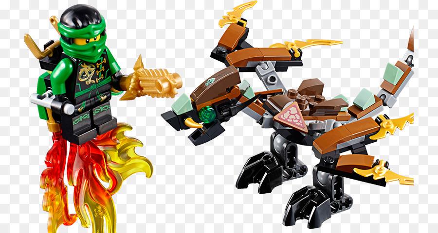 Lego Ninjago Lego 70599 Ninjago Cole S Dragon Lego Minifigur