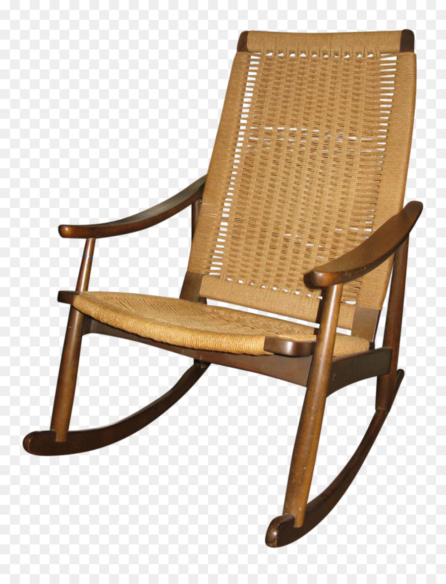Rocking Chairs Wegner Wishbone Chair Möbel Danish Modern Stuhl Png