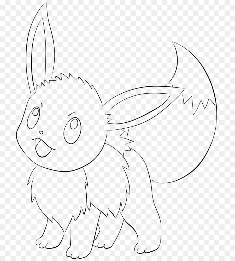 Eevee Coloring Book Pikachu Pokemon Child