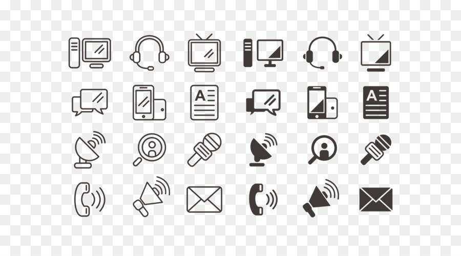 Computer Icons Communication Symbol Social Media Social