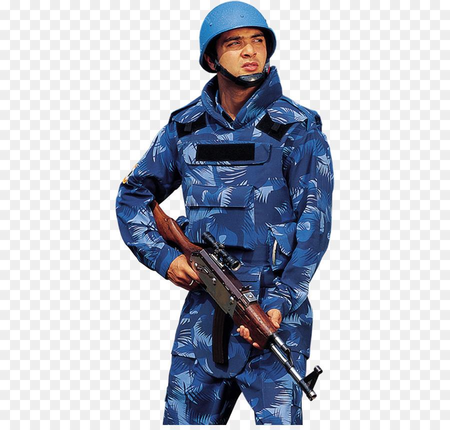 Indian army man