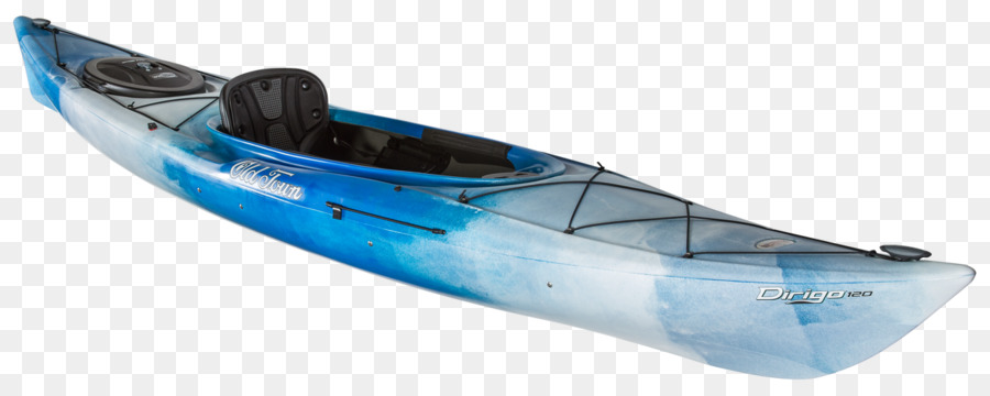 Kayak Old Town Canoe Old Town Dirigo 120 Water shoe - paddle png
