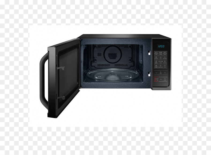 Samsung Mc28h5013as Microwave Ovens Convection Mc28h5015as Countertop Combination 28l 900w Black Silver Png