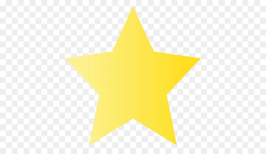 Gold Foil Star Metallic Color
