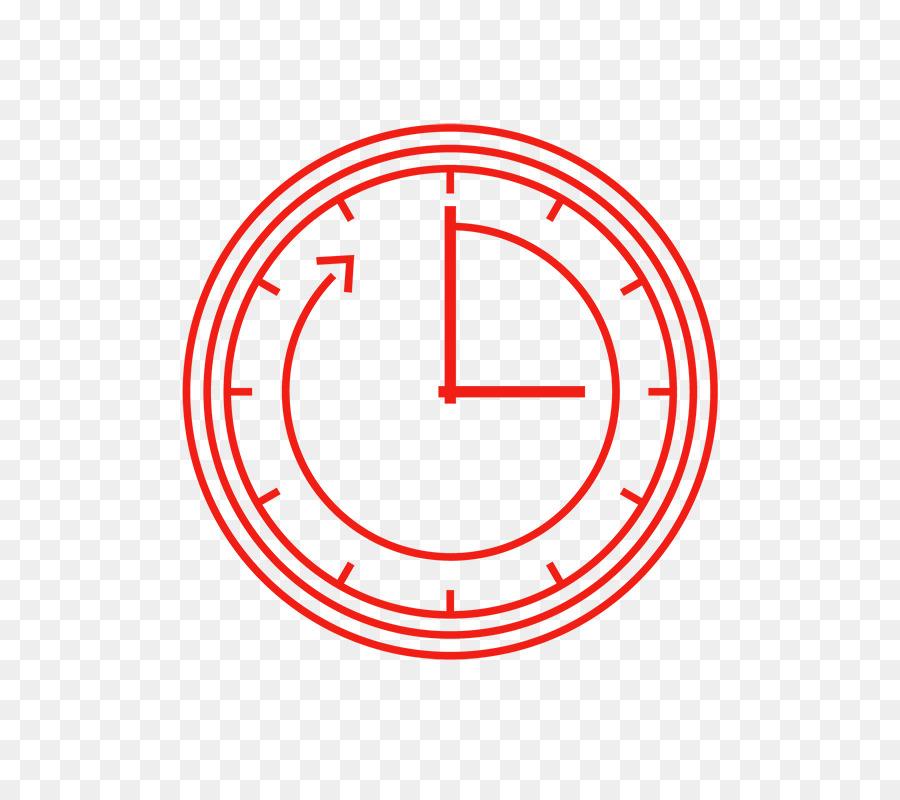 Reloj de libro para Colorear de Tiempo de Clip art - realizar ...