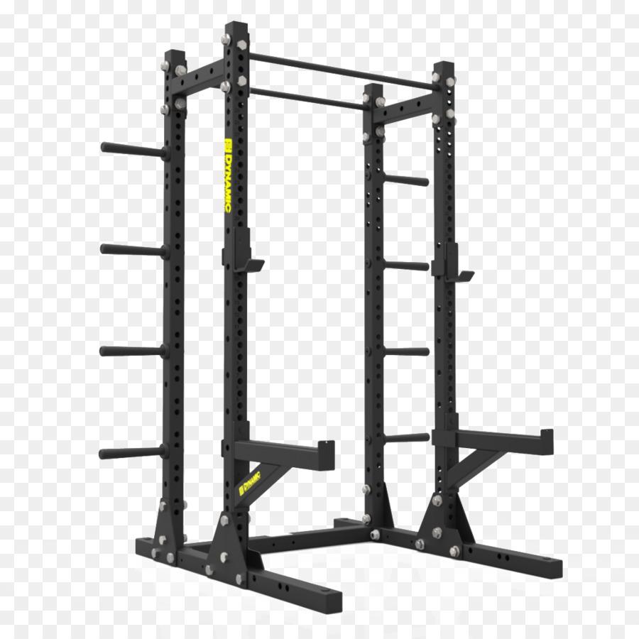 Power rack de equipo de Ejercicio de la aptitud Física en Cuclillas ...