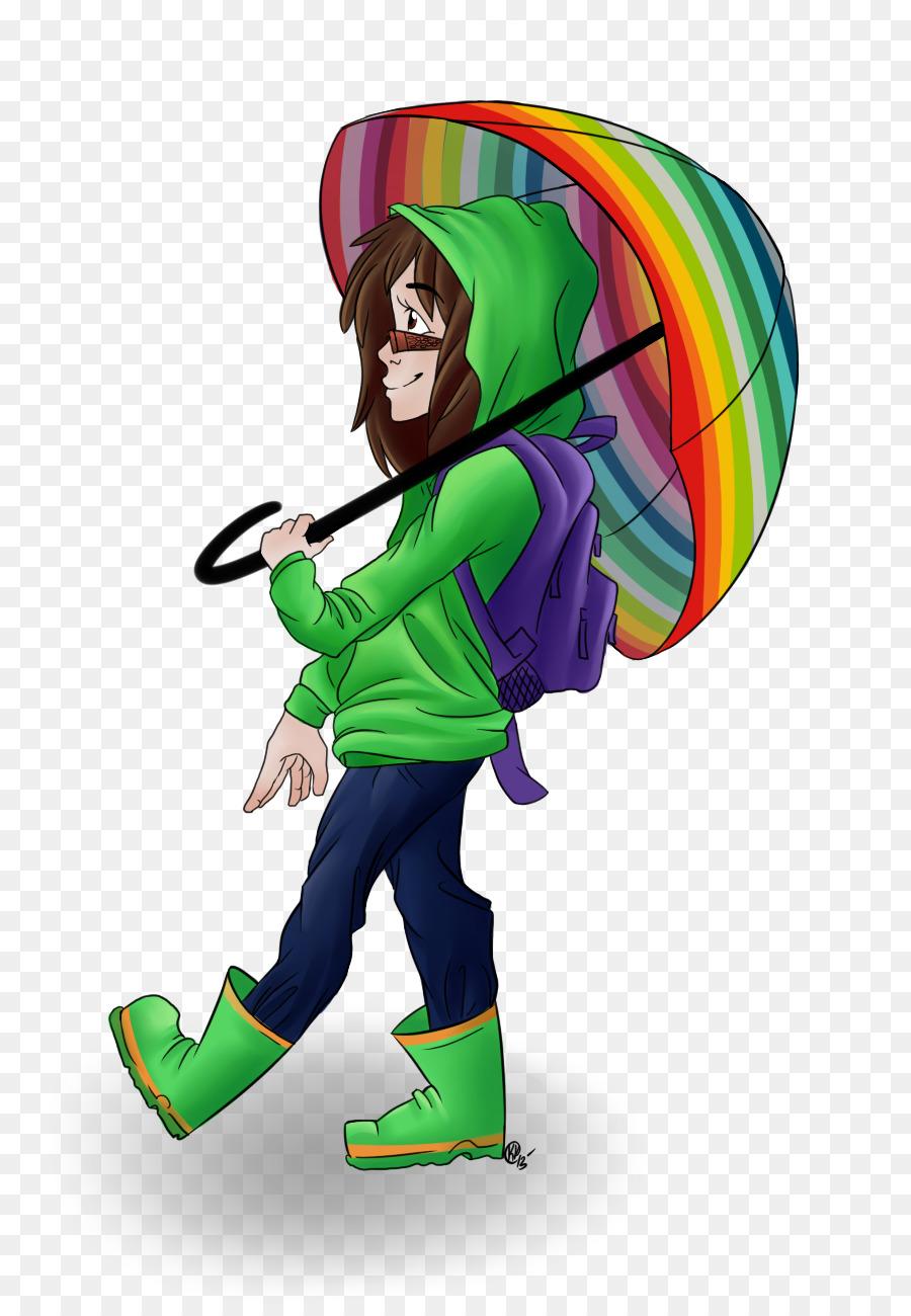De dibujos animados de la conducta Humana Arnés - día de lluvia png ...