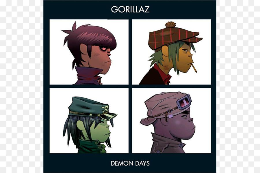 gorillaz demon days full album download free