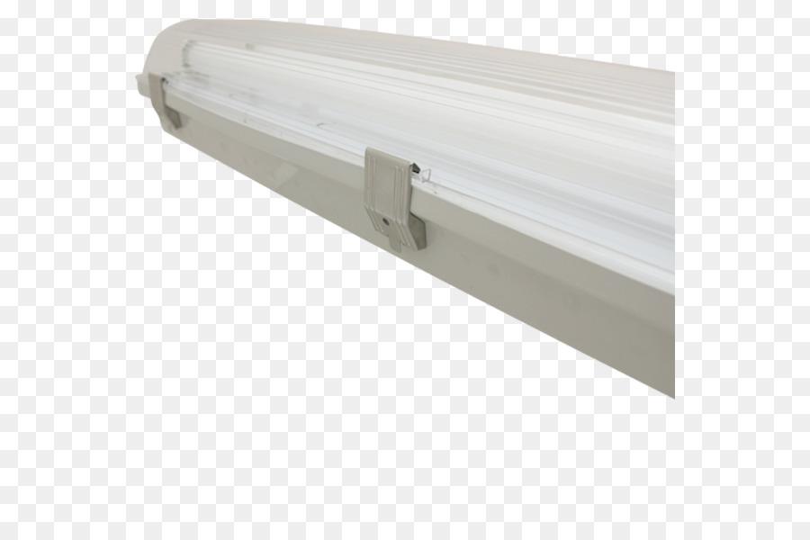 Lighting Light fixture Fluorescent lamp LED tube - light png ...