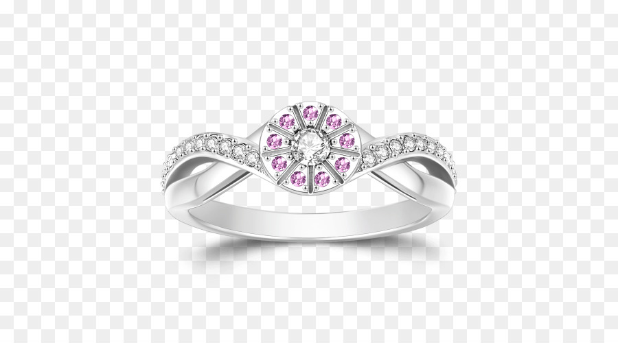 Wedding Ring Silver Body Jewellery Couple Rings Png Download 500